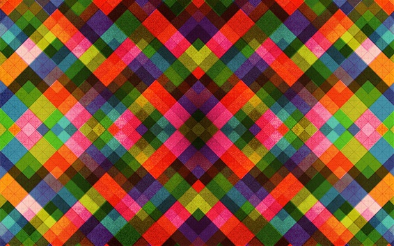 Wallpaper Colorful shape stripes, abstract picture