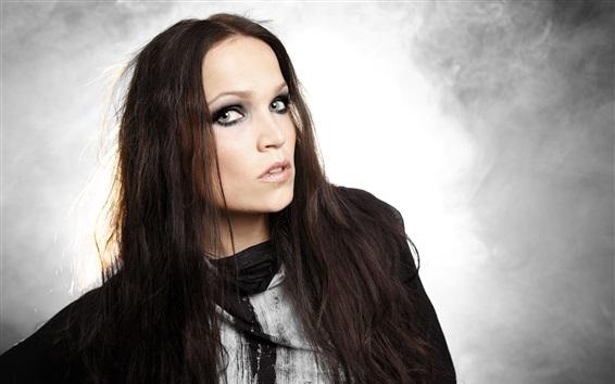 Fond d'écran Tarja Turunen 01