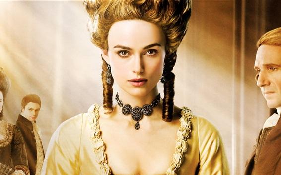 Fondos de pantalla La Duquesa, Keira Knightley