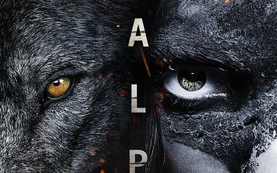 Обои Alpha 2018