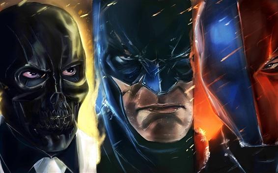 Wallpaper Batman: Arkham Origins, art picture