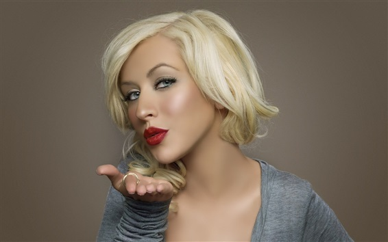 Hintergrundbilder Christina Aguilera 20