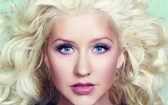 Wallpaper Christina Aguilera 22