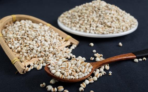 Wallpaper Grain, barley