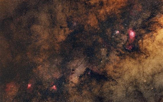 Fond d'écran Espace, univers, étoiles, beau