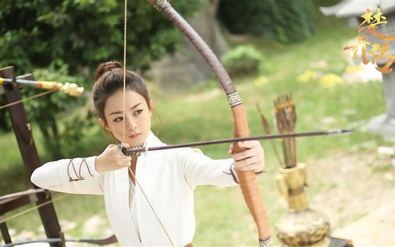 Wallpaper TV series, Princess Agents, Zhao Liying