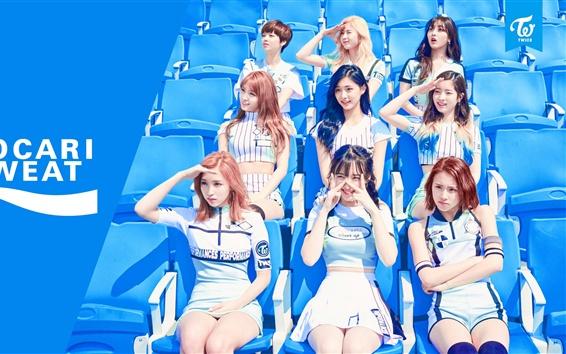 Fondos de pantalla TWICE, las chicas de la música coreana 06