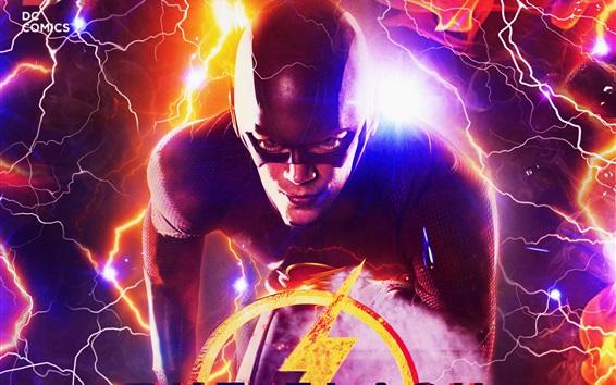 Обои Flash 2018