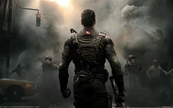 Fond d'écran Tom Clancy's Rainbow Six: Patriots, soldats