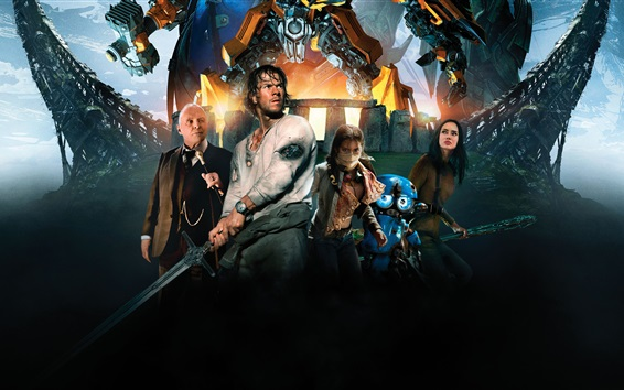 Wallpaper Transformers 5: The Last Knight