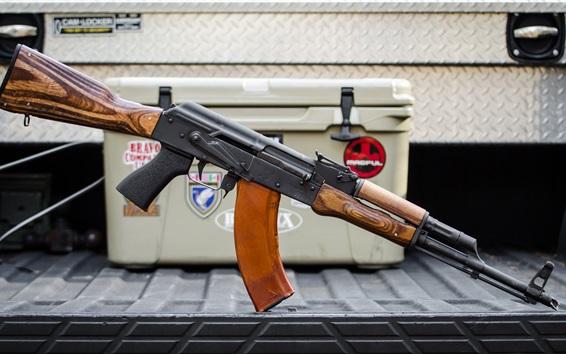 Fond d'écran Fusil AK-47