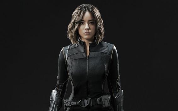 Papéis de Parede Agentes de S.H.I.E.L.D., Chloe Bennet, Daisy Johnson