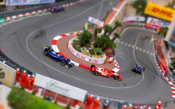 Fond d'écran Pistes de course de Formule 1