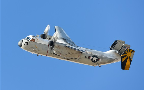 Papéis de Parede Plano de transporte Grumman C-2
