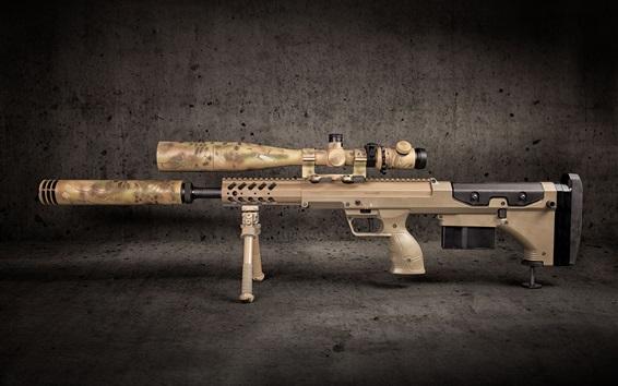 Fond d'écran Fusil de sniper, arme