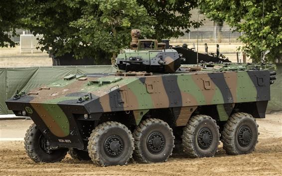 Fond d'écran Véhicule de combat d'infanterie