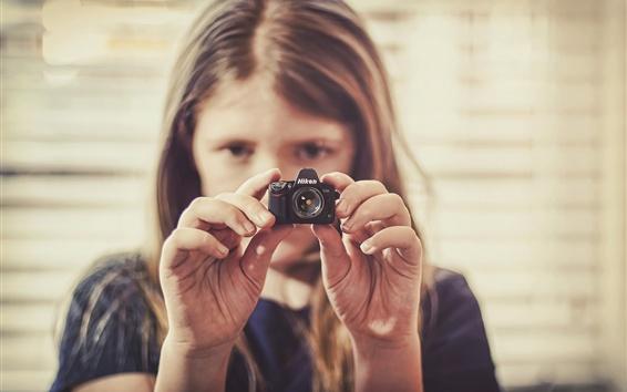 Papéis de Parede Nikon D1100 mini camera