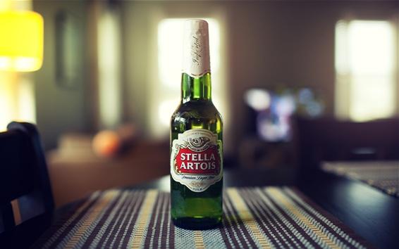 Wallpaper One bottle of beer
