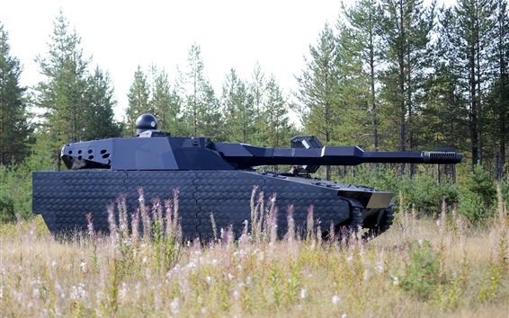 Wallpaper Poland, stealth tank, armored