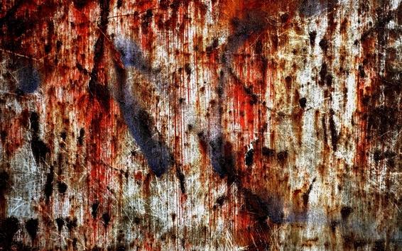 Wallpaper Rusty texture background