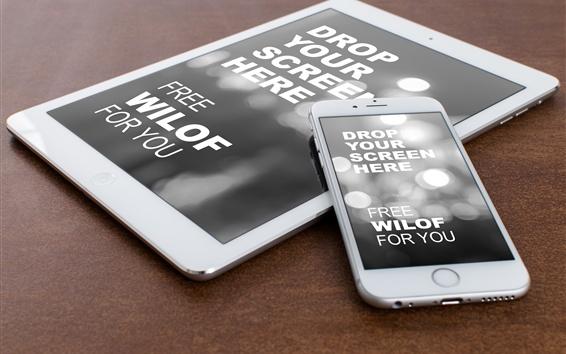 Fond d'écran iPhone et iPad