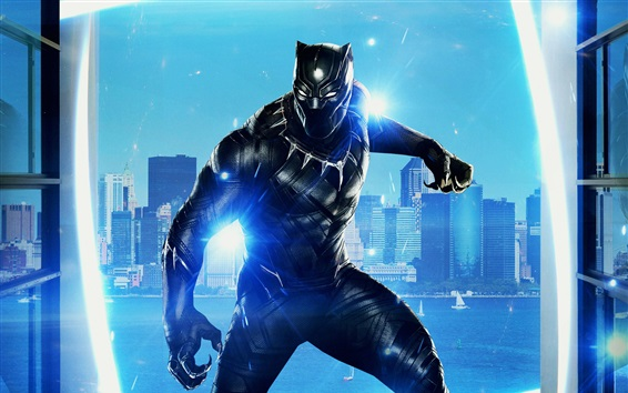 Wallpaper 2018 Movie Black Panther Hd Picture Image