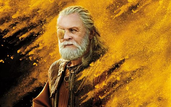 Fond d'écran Anthony Hopkins, Thor: Ragnarok