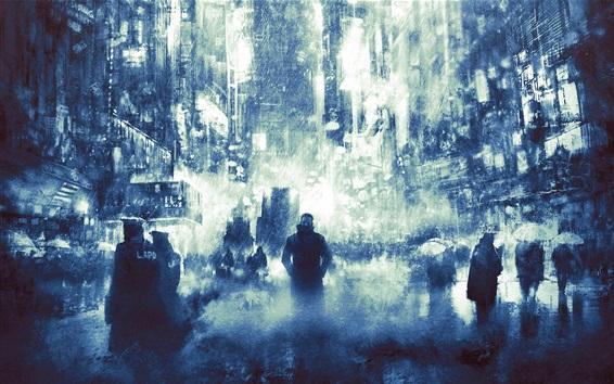 Fondos de pantalla Película Blade Runner 2049, 2017