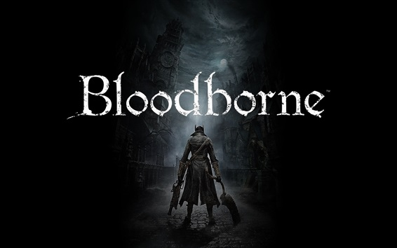 Bloodborne ps4 games wallpapers games hd desktop wallpaper preview best wallpaper net - Bloodborne download ...