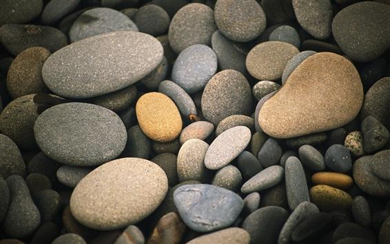 Wallpaper Cobblestones, stones