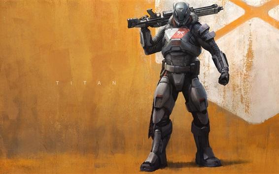 Papéis de Parede Destiny, Titan