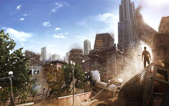 Wallpaper I Am Alive, Xbox games