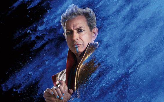Fond d'écran Jeff Goldblum, Thor: Ragnarok