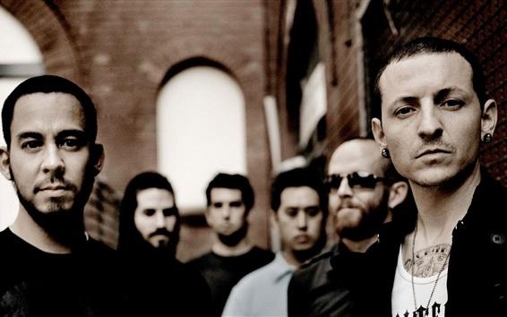 Papéis de Parede Linkin Park rock band HD