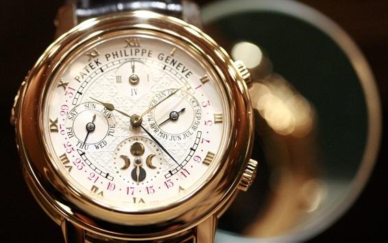 Обои Часы Patek Philippe Geneve