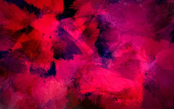 Wallpaper Pink paint texture, abstract background