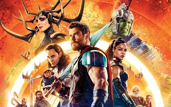 Fondos de pantalla Thor: Ragnarok