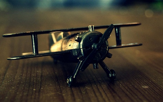 Wallpaper Toy airplane