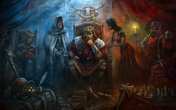 Fondos de pantalla Age of Empires II