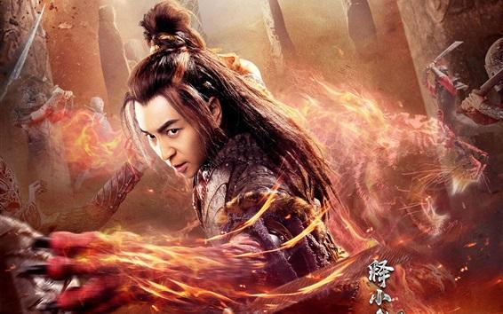Fond d'écran Ashton Chen, univers martial