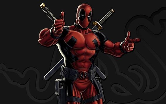 Papéis de Parede Deadpool, foto de arte