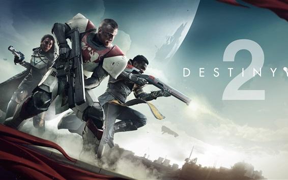 Papéis de Parede Destiny 2, video games