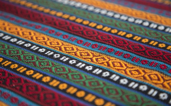 Wallpaper Fabric, texture, colorful