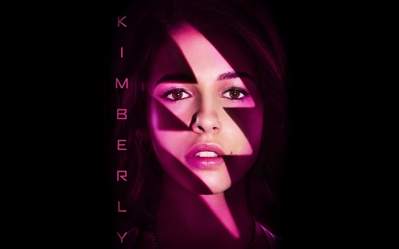 Fondos de pantalla Kimberly, Power Rangers 2017