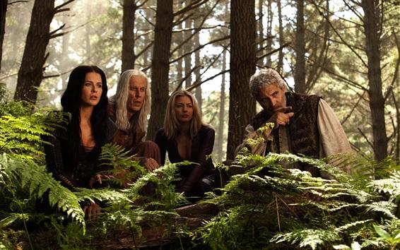 Fondos de pantalla Legend of the Seeker, serie de televisión