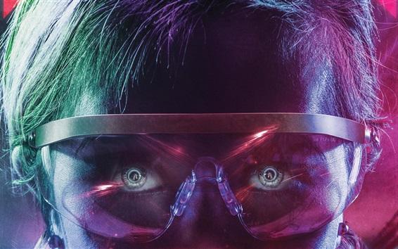 Wallpaper Man, glasses, technology, creative