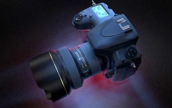 배경 화면 니콘 D800E 디지털 카메라