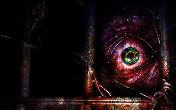 Fondos de pantalla Resident Evil: Revelations 2