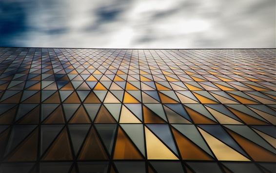 Wallpaper Stockholm, Sweden, architecture, windows, glass