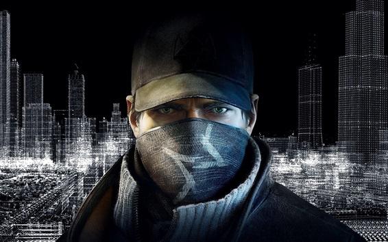 Fondos de pantalla Juegos de Ubisoft, Watch Dogs